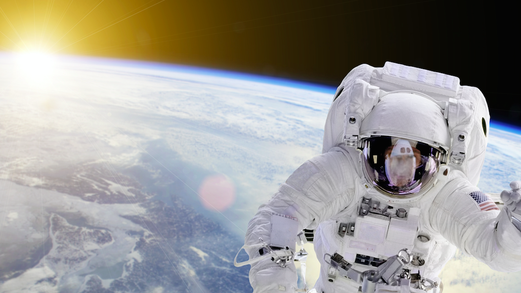 Cosmos space banner