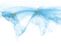 Aviation global network and reach