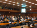 Audience of the Industry workshop in Geneva