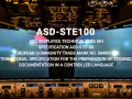 ASD Simplified Technical English