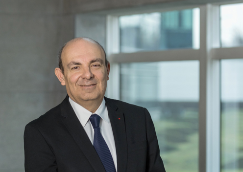ASD President and Chairman & CEO of Dassault Aviation Eric Trappier